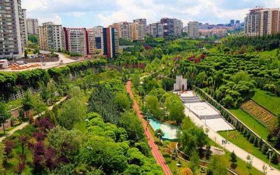 Cadastro ambiental urbano registra mais de 3700 áreas verdes em...